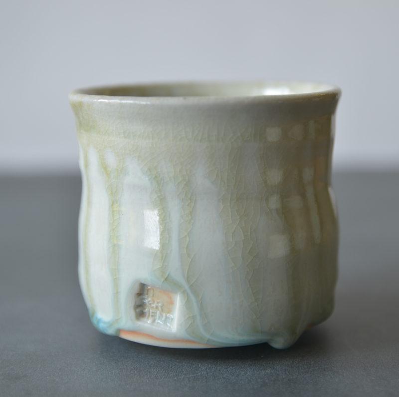 Seashell Porcelain Cup
