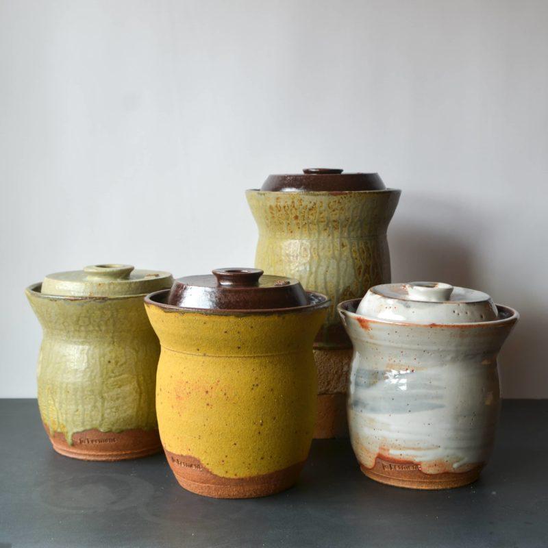 1 Gallon Ceramic Fermenting Crock