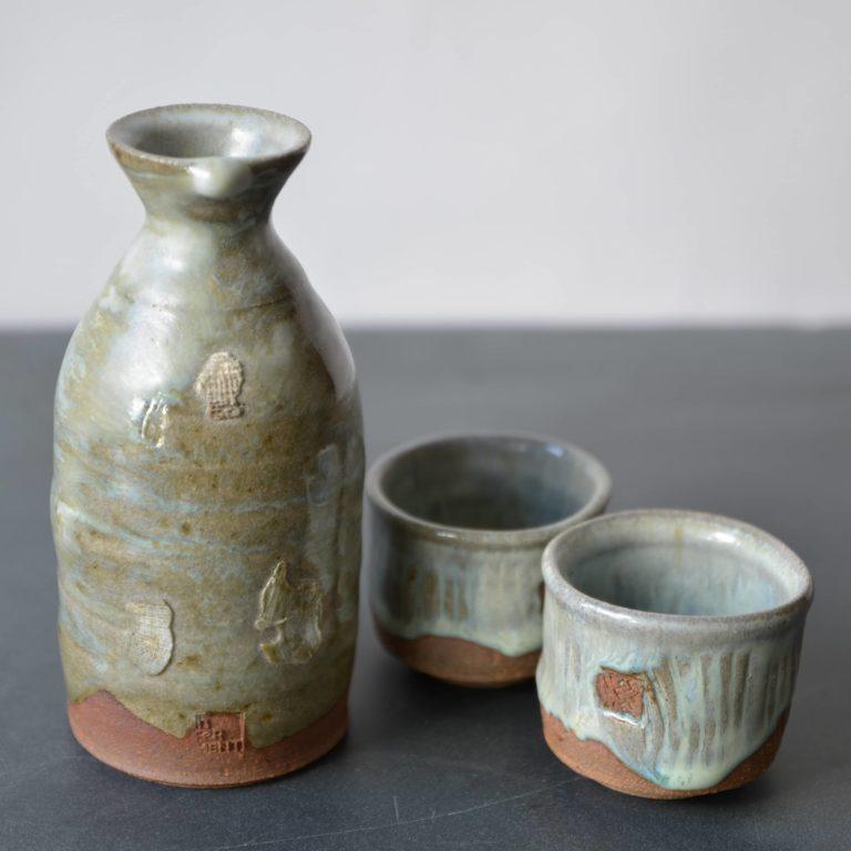 Carafe + 2 Cups